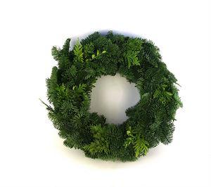 Afbeelding van Coniferen Mix krans 40cm